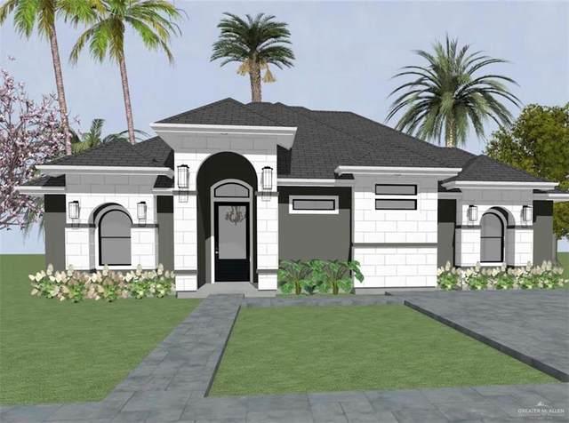812 Whitewing, Alamo, TX 78516 (MLS #364792) :: The Ryan & Brian Real Estate Team