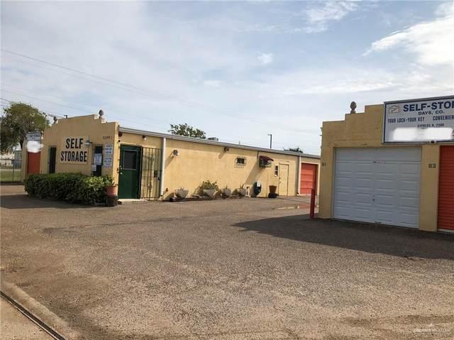 2300 N Cypress N, Pharr, TX 78577 (MLS #364832) :: The Ryan & Brian Real Estate Team