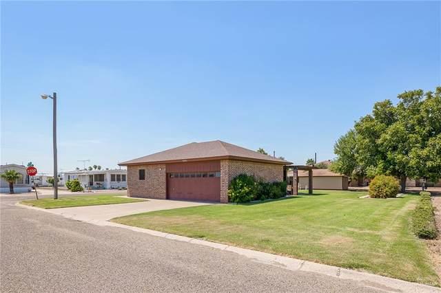 1801 Kennedy, Mission, TX 78572 (MLS #364934) :: API Real Estate