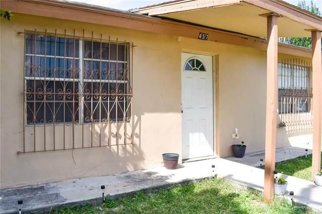 457 Elias Lopez, Rio Grande City, TX 78582 (MLS #364950) :: Jinks Realty