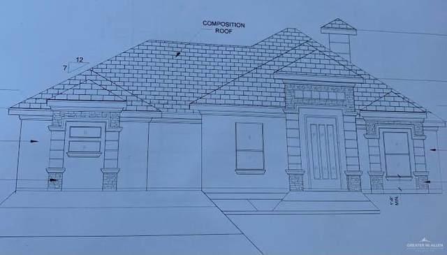 818 Blue Quail, Alamo, TX 78516 (MLS #364971) :: The Ryan & Brian Real Estate Team