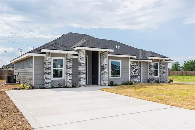 805 Dove, Alamo, TX 78577 (MLS #365018) :: Jinks Realty