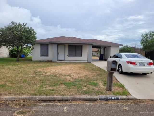 1406 11th, Mercedes, TX 78570 (MLS #365020) :: The Ryan & Brian Real Estate Team