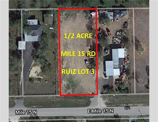 1407 E Mile 15 N, Progreso Lakes, TX 78596 (MLS #365049) :: The Ryan & Brian Real Estate Team