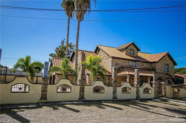 152 Amado, Rio Grande City, TX 78582 (MLS #365078) :: The Ryan & Brian Real Estate Team