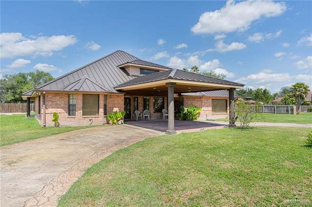 1605 Rosewood, Mission, TX 78573 (MLS #365097) :: The Ryan & Brian Real Estate Team