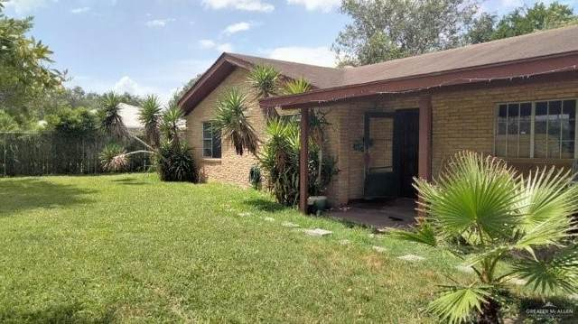825 Kansas, Mercedes, TX 78570 (MLS #365099) :: The Ryan & Brian Real Estate Team
