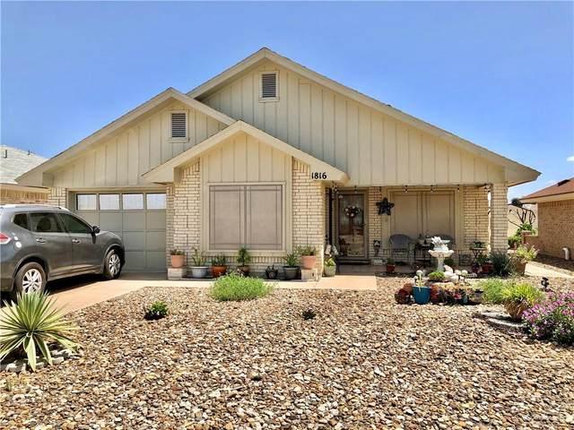 1816 Reagan, Mission, TX 78572 (MLS #365108) :: The Ryan & Brian Real Estate Team