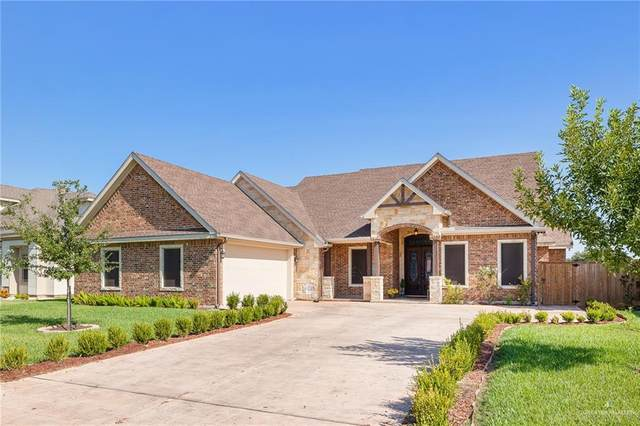 1705 E 28th, Mission, TX 78574 (MLS #365144) :: The MBTeam