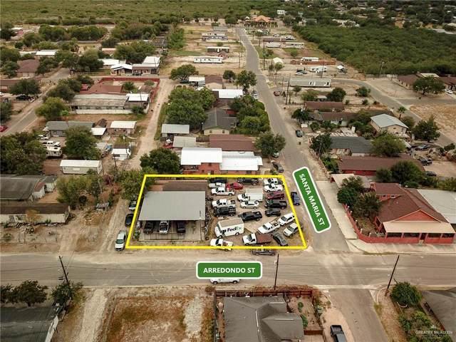500 W Santa Maria, Rio Grande City, TX 78582 (MLS #365161) :: Key Realty