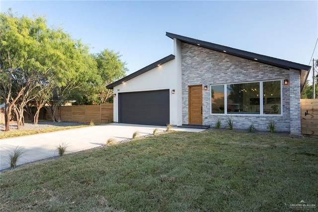 812 Marinel, Mission, TX 78572 (MLS #365172) :: The Ryan & Brian Real Estate Team