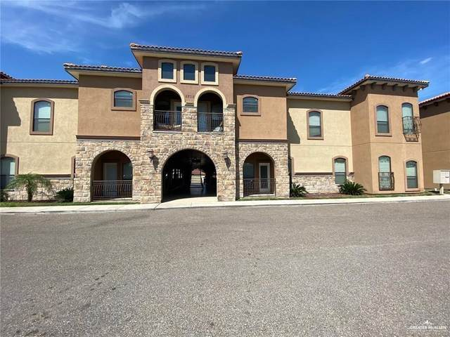 2705 Mimosa #10, Mission, TX 78574 (MLS #365177) :: The MBTeam