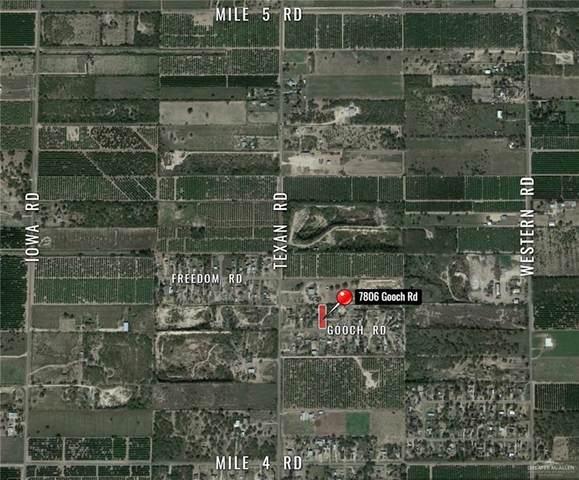 7806 Gooch, Mission, TX 78574 (MLS #365193) :: Jinks Realty