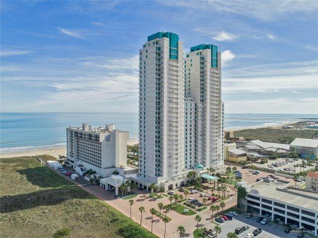 310 A Padre #2804, South Padre Island, TX 78597 (MLS #365213) :: Jinks Realty