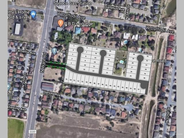 3609 Camelia, Mcallen, TX 78501 (MLS #365226) :: Jinks Realty