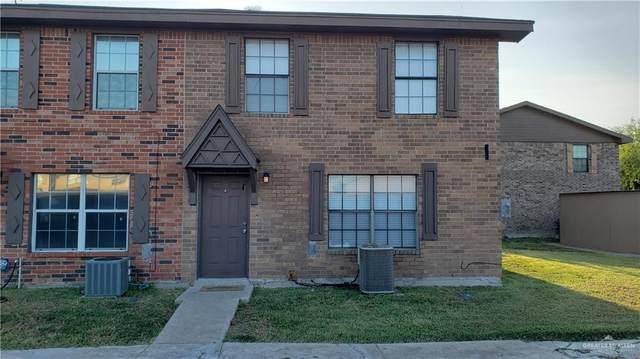 2201 S Jackson 1I, Pharr, TX 78577 (MLS #365248) :: The Ryan & Brian Real Estate Team