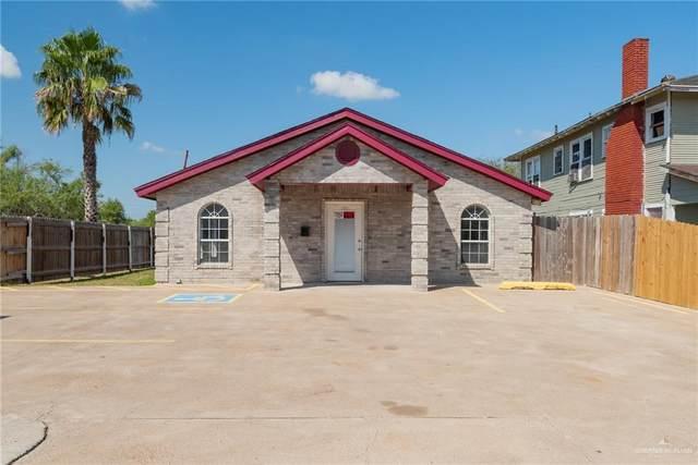 701 1st, Harlingen, TX 78550 (MLS #365270) :: The Lucas Sanchez Real Estate Team