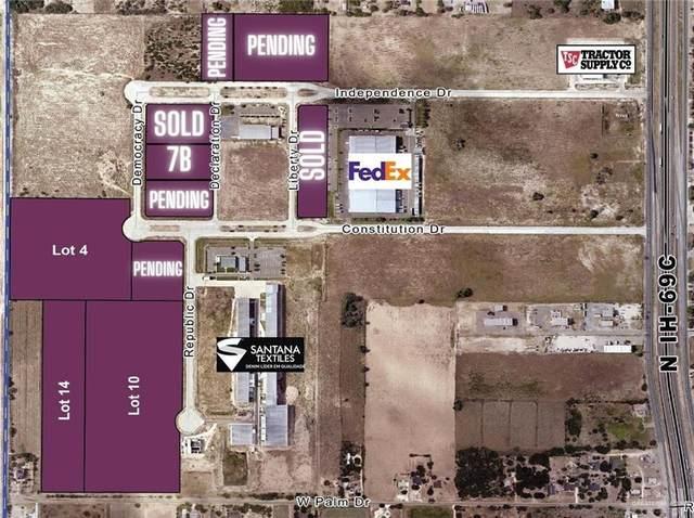 Lot 7B Democracy, Edinburg, TX 78540 (MLS #365278) :: The Ryan & Brian Real Estate Team