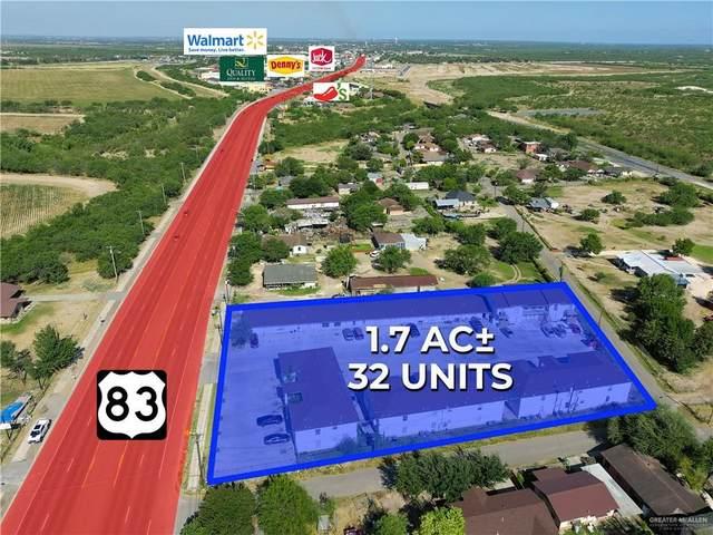 5007 E Us Highway 83, Rio Grande City, TX 78582 (MLS #365362) :: Jinks Realty