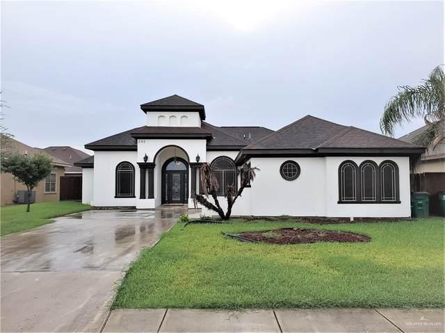 203 N 17th, Hidalgo, TX 78557 (MLS #365398) :: The Ryan & Brian Real Estate Team