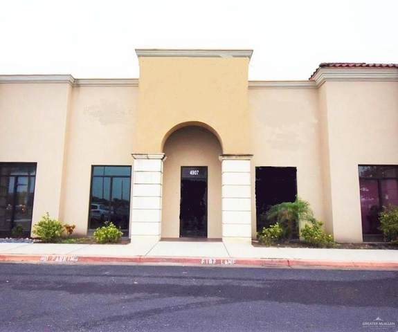 4907 S Jackson, Edinburg, TX 78539 (MLS #365403) :: The Lucas Sanchez Real Estate Team