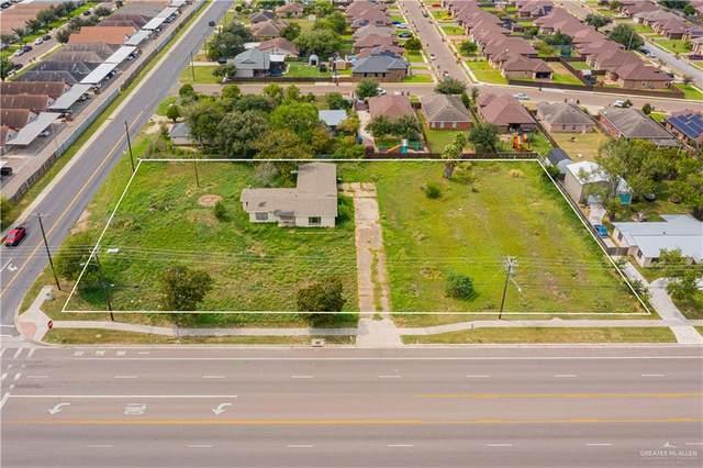 1407 N Jackson, Edinburg, TX 78541 (MLS #366421) :: The Ryan & Brian Real Estate Team