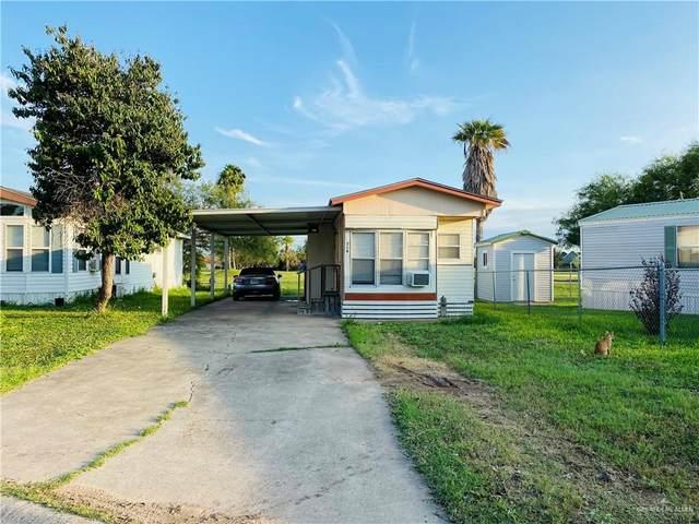 716 W Augusta, Pharr, TX 78577 (MLS #366434) :: The Ryan & Brian Real Estate Team