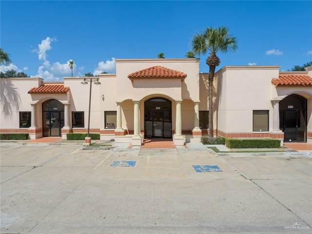 224 Lindberg, Mcallen, TX 78501 (MLS #366458) :: eReal Estate Depot