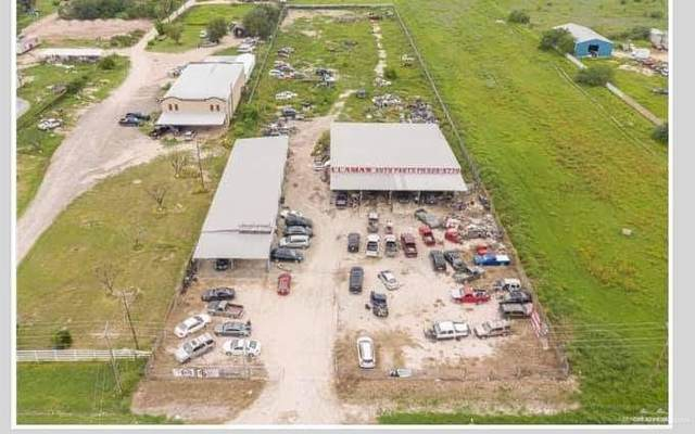 7705 N La Homa, Mission, TX 78574 (MLS #366478) :: Key Realty