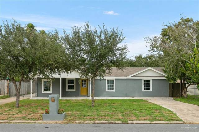 705 N 4th, Mcallen, TX 78501 (MLS #366491) :: Imperio Real Estate