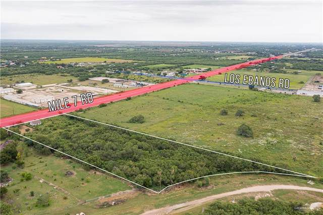 0 W State Highway 107, Mission, TX 78573 (MLS #366492) :: The Lucas Sanchez Real Estate Team