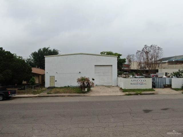 615 Doherty, Mission, TX 78572 (MLS #366496) :: Imperio Real Estate