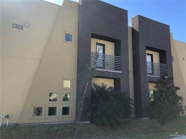 1312 E Camellia C, Mcallen, TX 78501 (MLS #366497) :: The Ryan & Brian Real Estate Team