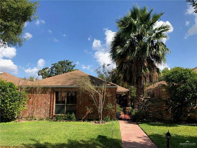 3620 Gumwood #28, Mcallen, TX 78501 (MLS #366513) :: API Real Estate