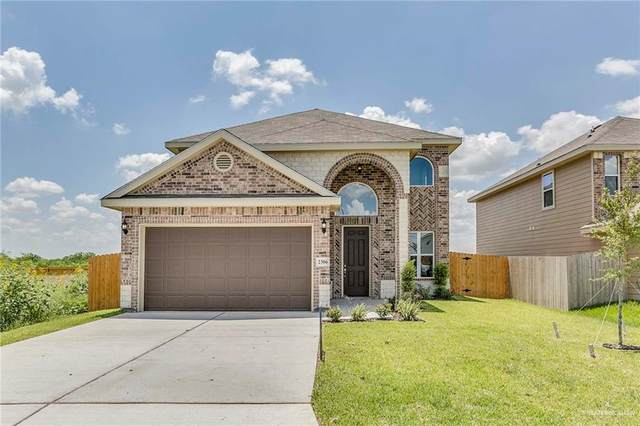 2306 26th, Hidalgo, TX 78557 (MLS #366623) :: Imperio Real Estate