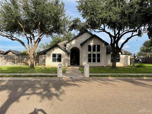 1502 Dora Jeanne, Mission, TX 78572 (MLS #366728) :: API Real Estate