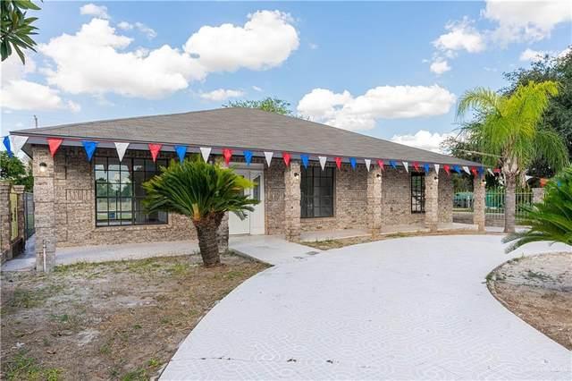 5302 N Ezequiel, Mission, TX 78574 (MLS #366872) :: The MBTeam