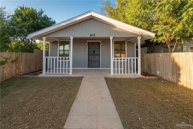412 6th, La Feria, TX 78559 (MLS #366933) :: The Ryan & Brian Real Estate Team