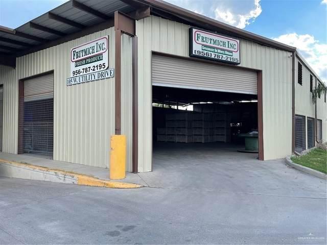 105 W Utility, Pharr, TX 78577 (MLS #366986) :: eReal Estate Depot