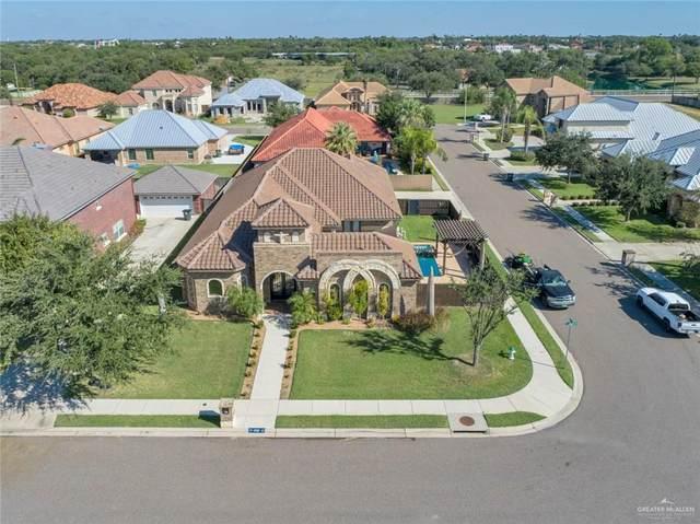 1707 Stonegate, Mission, TX 78574 (MLS #367110) :: Key Realty