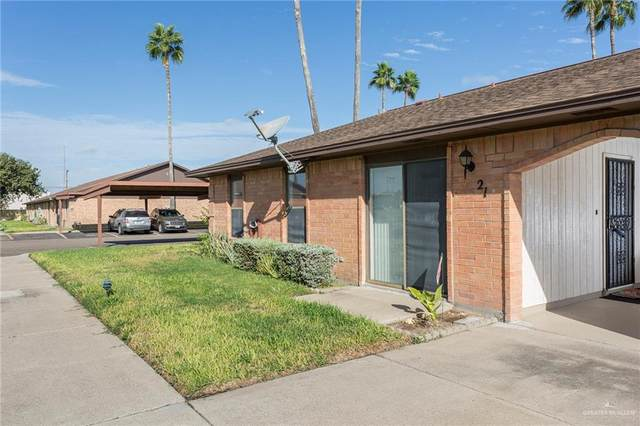 1500 Evergreen #21, Mission, TX 78572 (MLS #367119) :: Imperio Real Estate