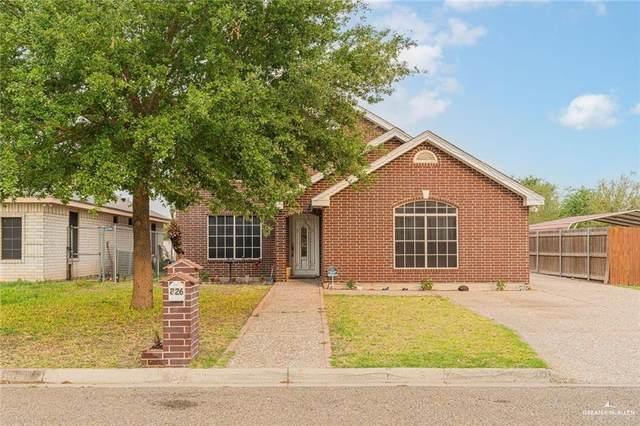826 N 7th, Alamo, TX 78516 (MLS #367130) :: Key Realty