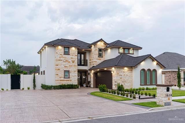 1609 Sunrise, Mission, TX 78574 (MLS #367297) :: The Ryan & Brian Real Estate Team