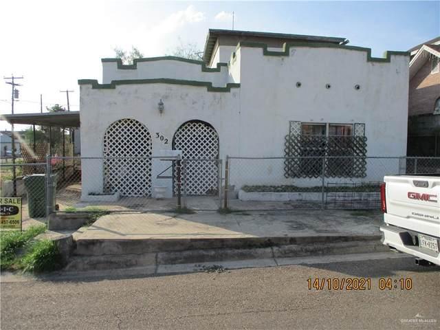 302 N East, Rio Grande City, TX 78582 (MLS #367344) :: The Ryan & Brian Real Estate Team