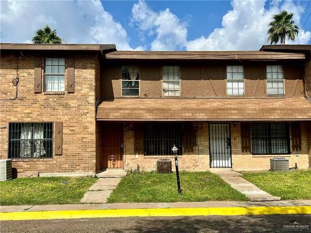 2201 S Jackson #53, Pharr, TX 78577 (MLS #367370) :: The Ryan & Brian Real Estate Team