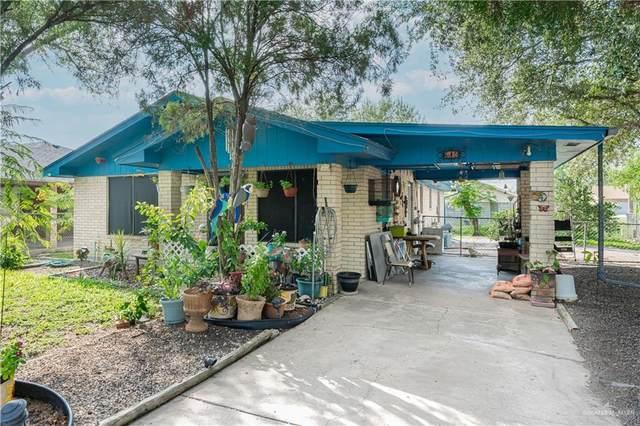 613 Webb, Mercedes, TX 78570 (MLS #367374) :: The Ryan & Brian Real Estate Team