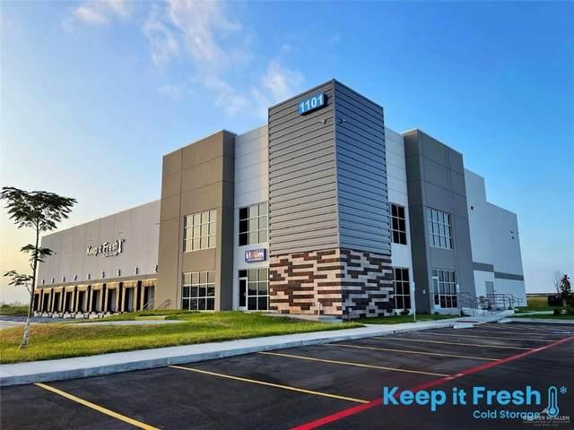 1101 W Capote Central #4, Pharr, TX 78577 (MLS #367400) :: Imperio Real Estate