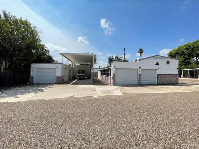 180 Lantern, Palmview, TX 78572 (MLS #367406) :: The Ryan & Brian Real Estate Team