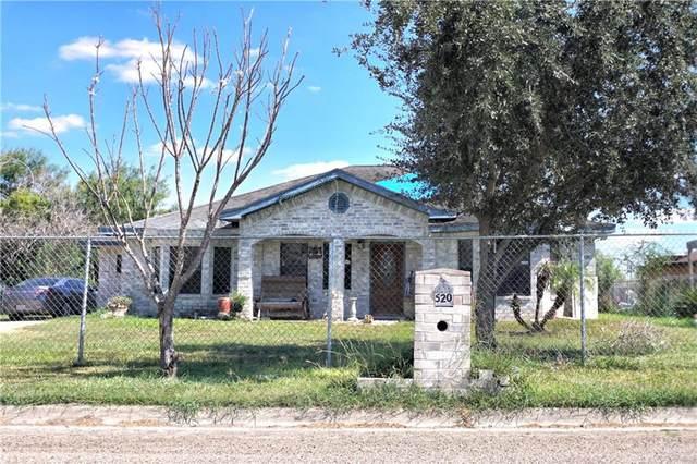 5208 Nicole, Edinburg, TX 78542 (MLS #367408) :: The Ryan & Brian Real Estate Team
