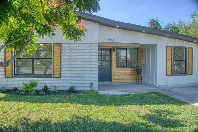 603 S 6th, Edinburg, TX 78539 (MLS #367443) :: The Ryan & Brian Real Estate Team